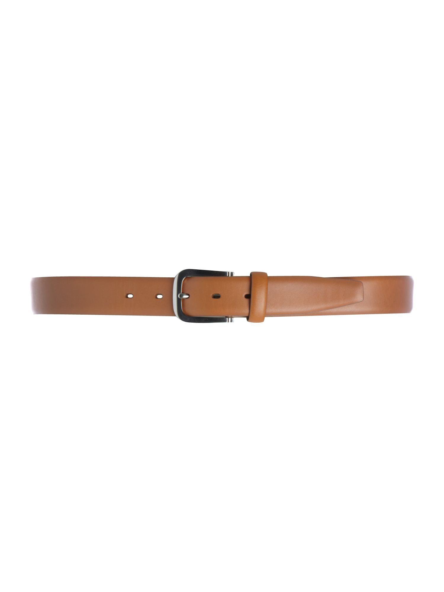 Classic feather edged belt
