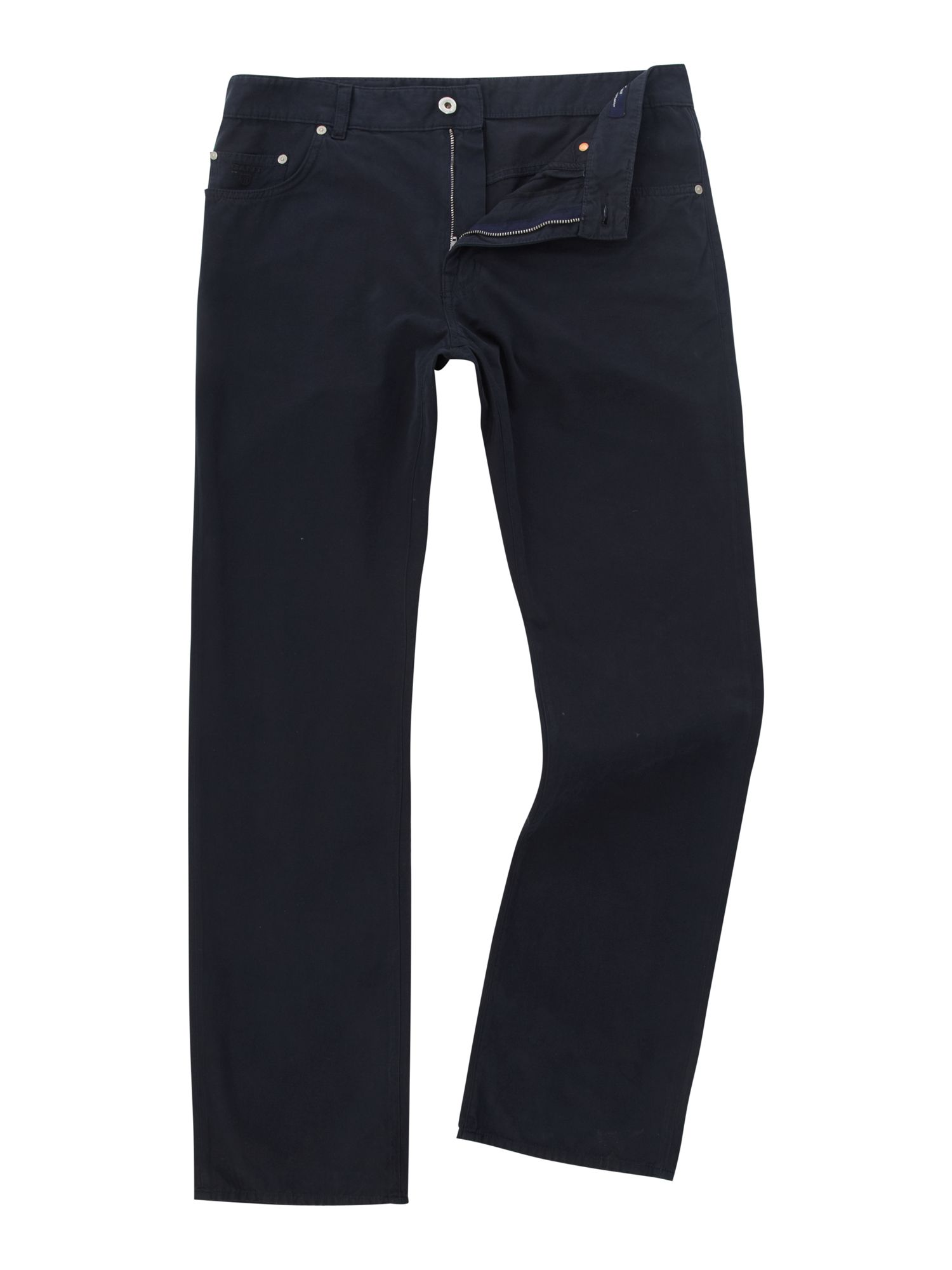 Regular fit canyon canvas jeans