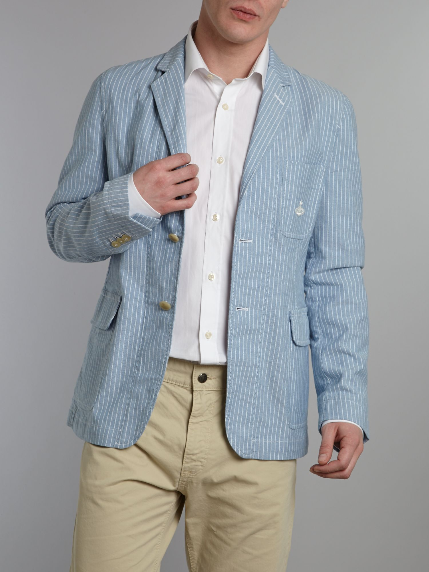 Casual blazer jacket