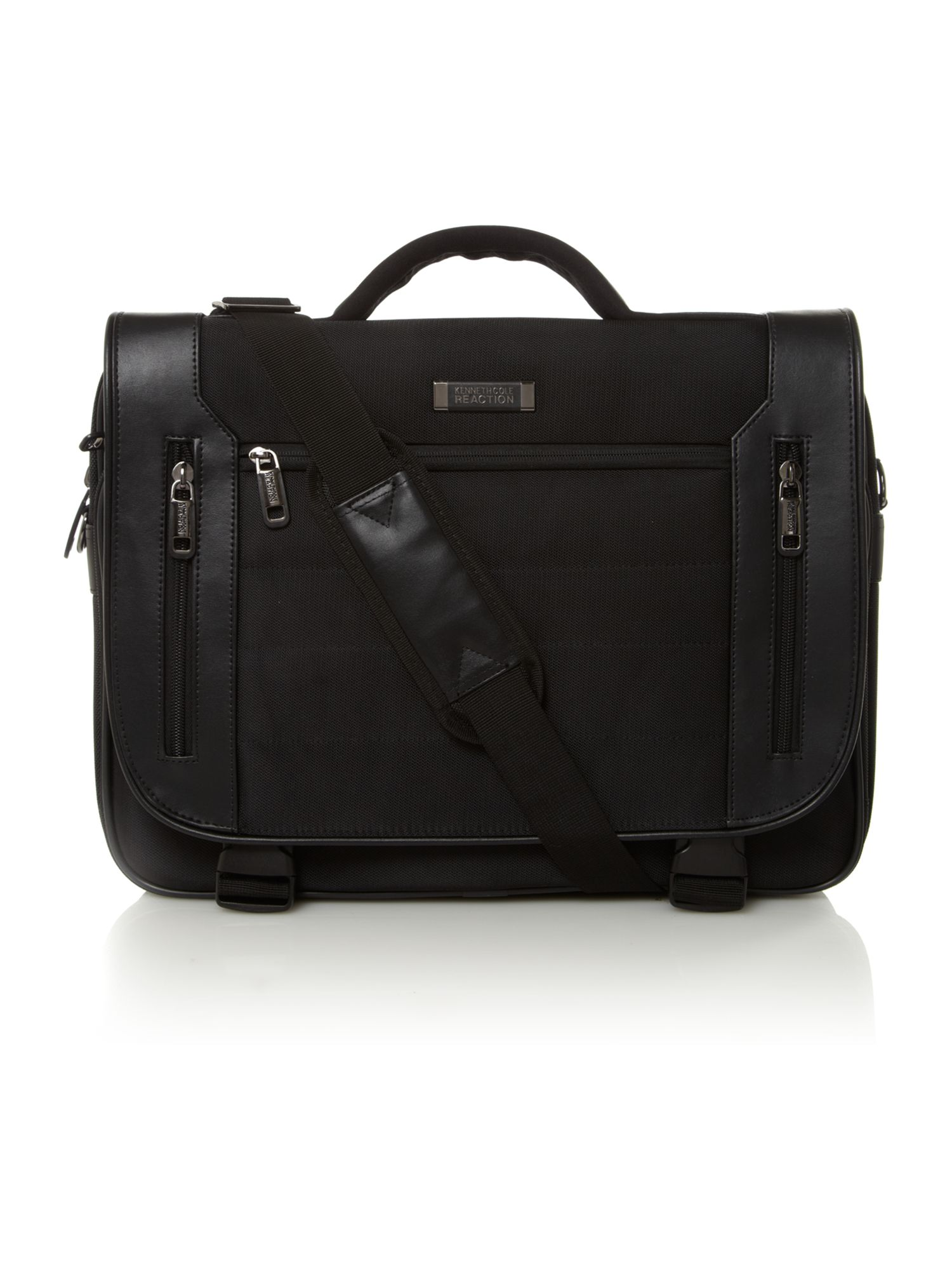 Kenneth Cole Reaction 5.25 Tpl Gusset Case 17.3 Computer