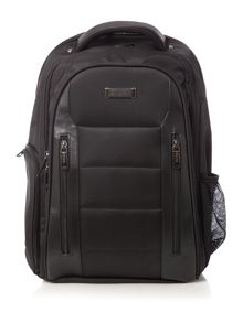 9 Dbl Gussett Backpack 17.3 Computer