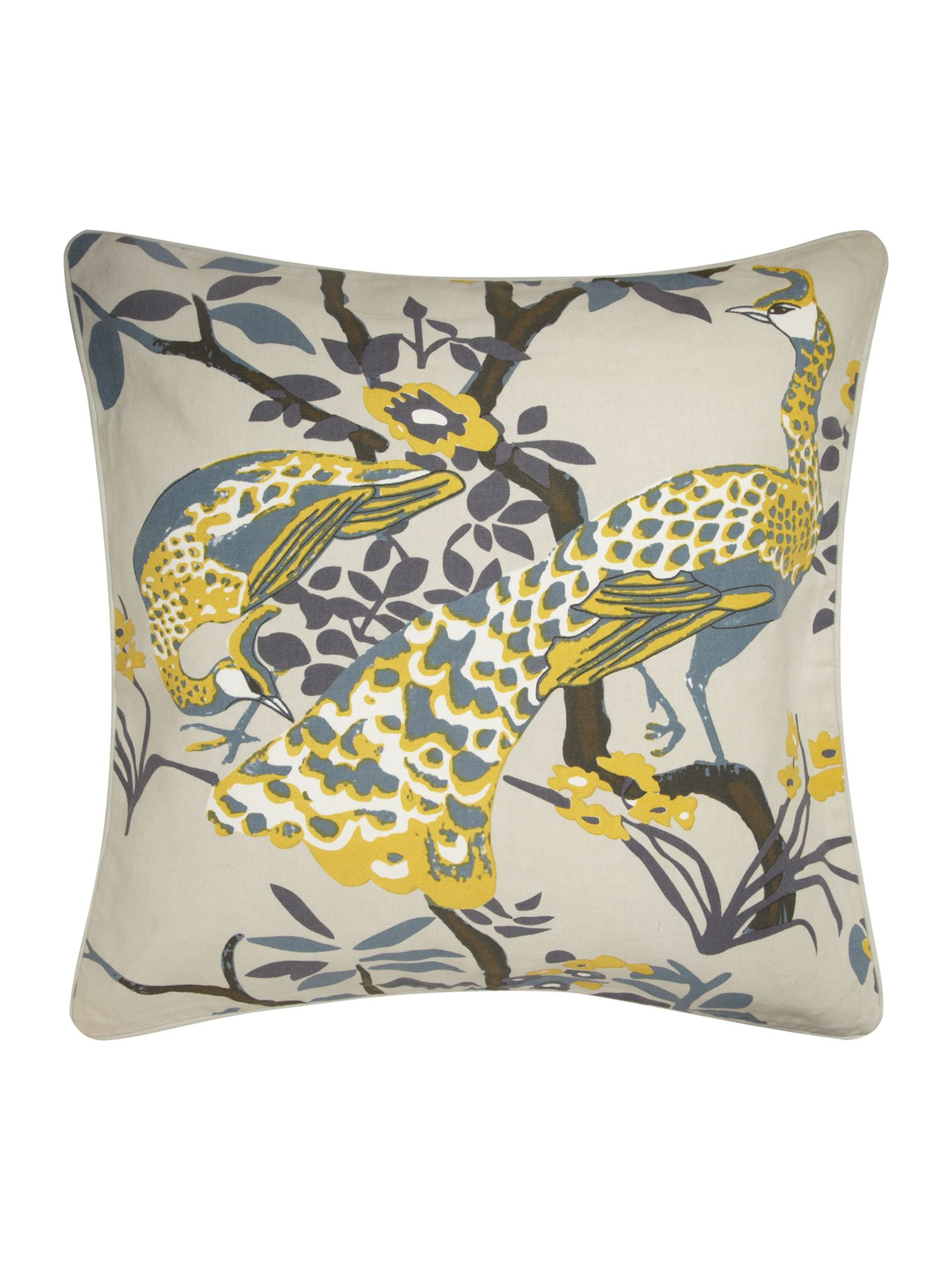 Plume lounge cushion