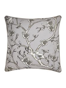 Chinese blossom lounge cushion