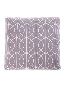 Gate lilac azure lounge cushion