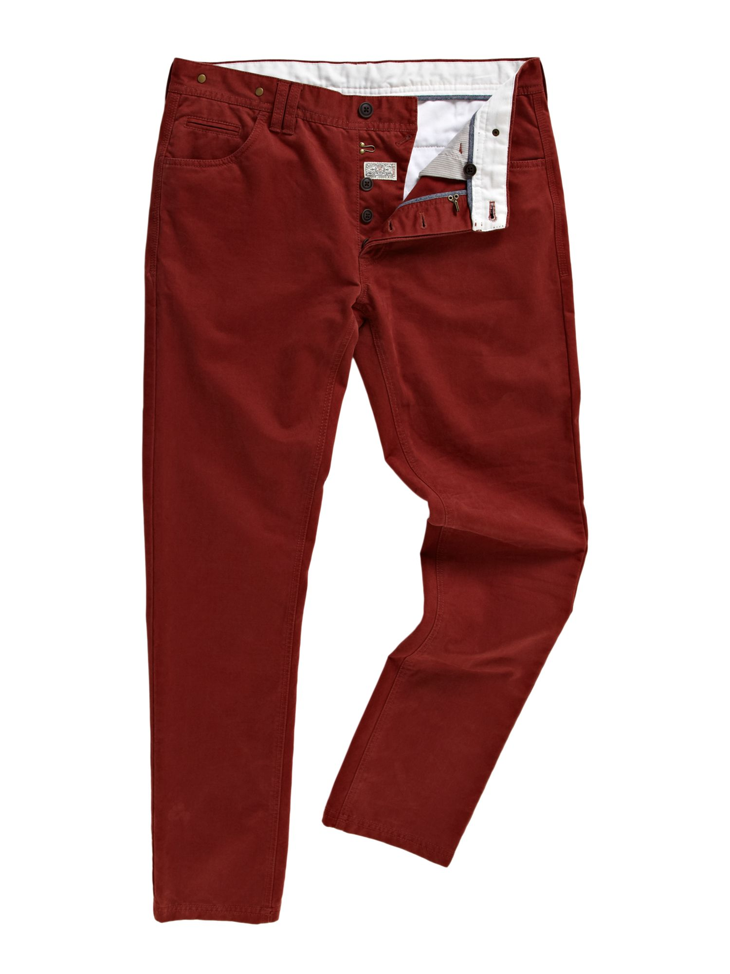 Lain limited edition tailored chino