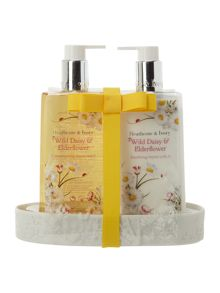 Wild Daisy & Elderflower Hand Wash & Lotion
