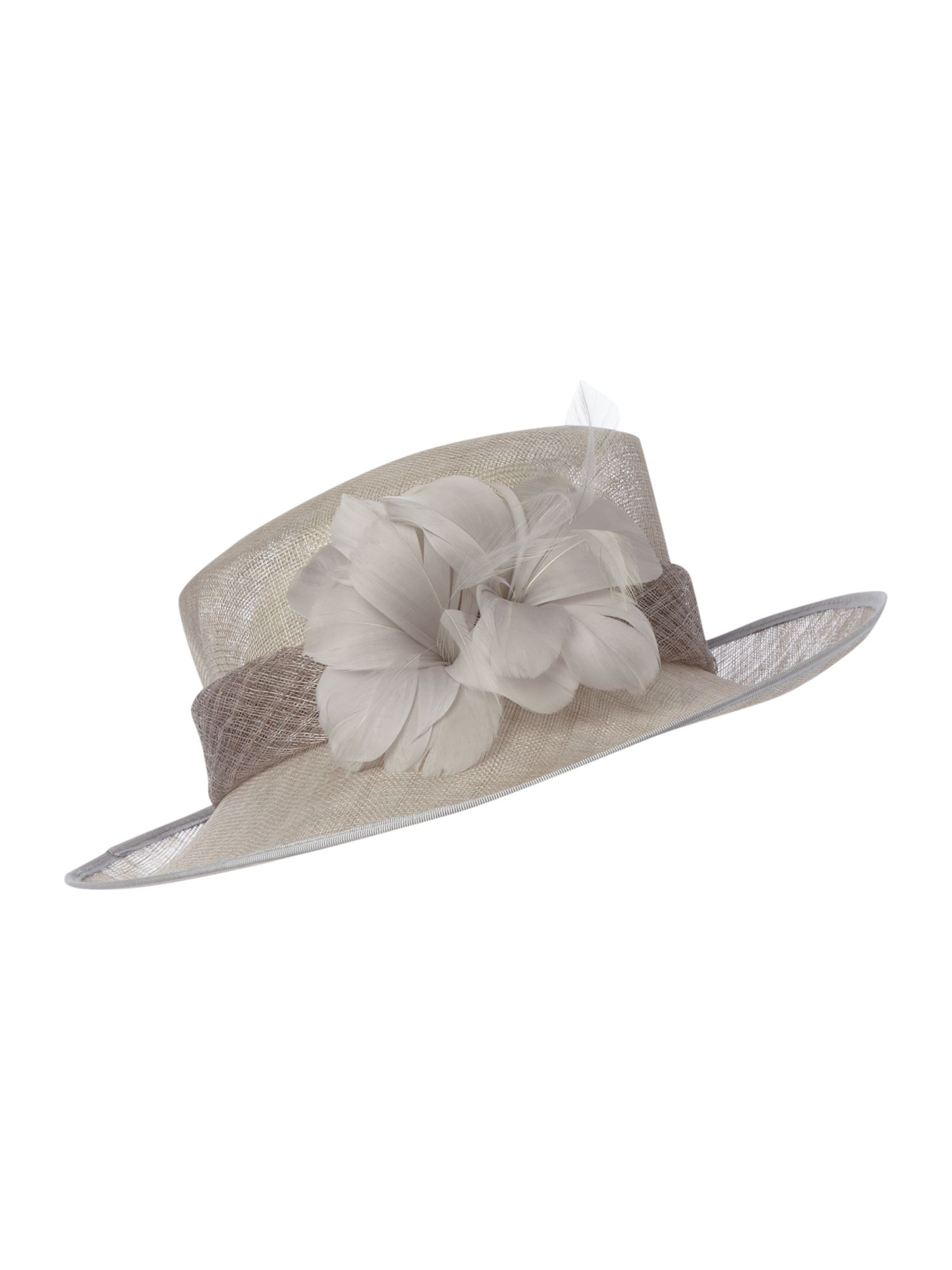 Lynette small brim hat