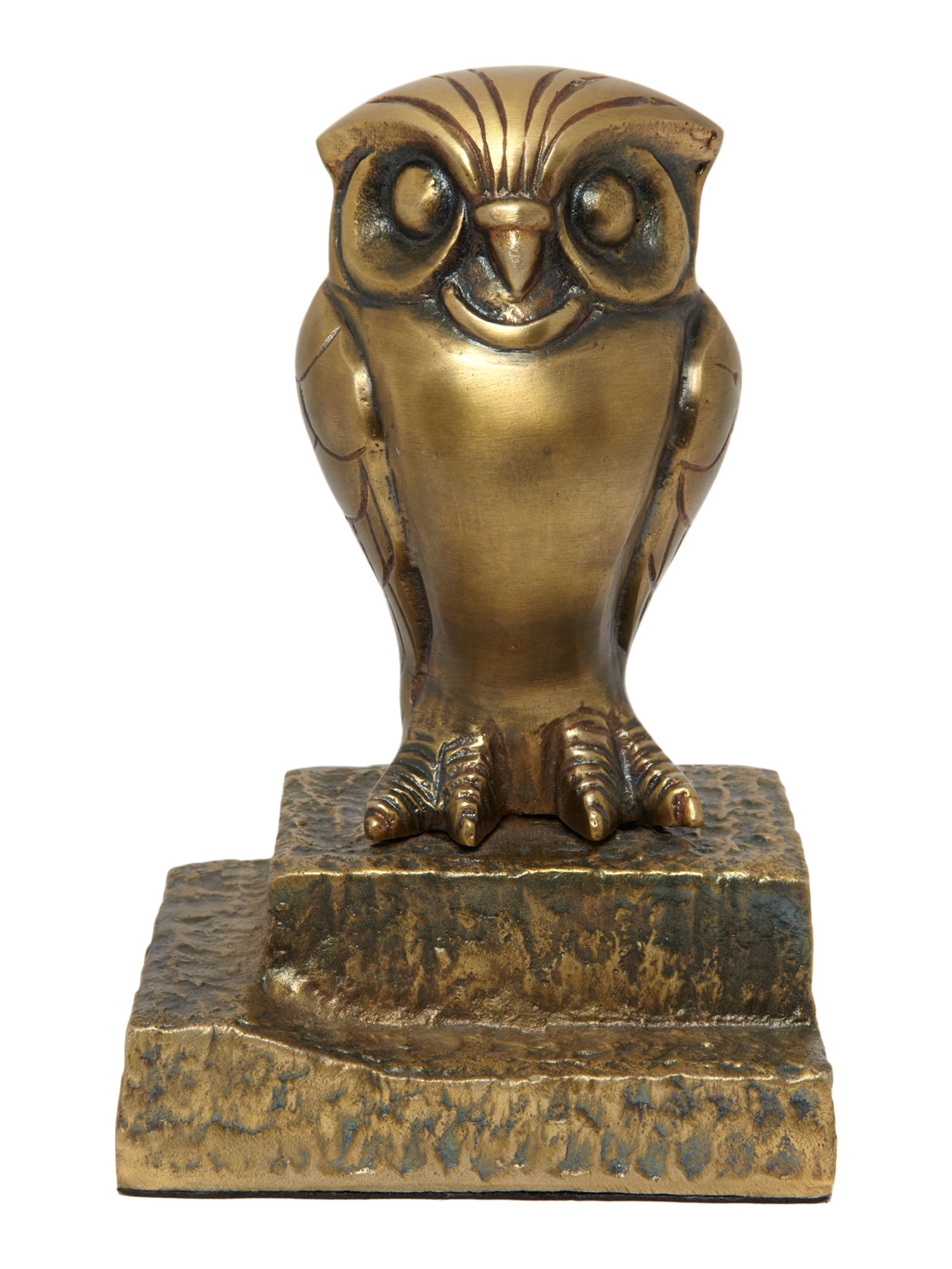 Owl bookend