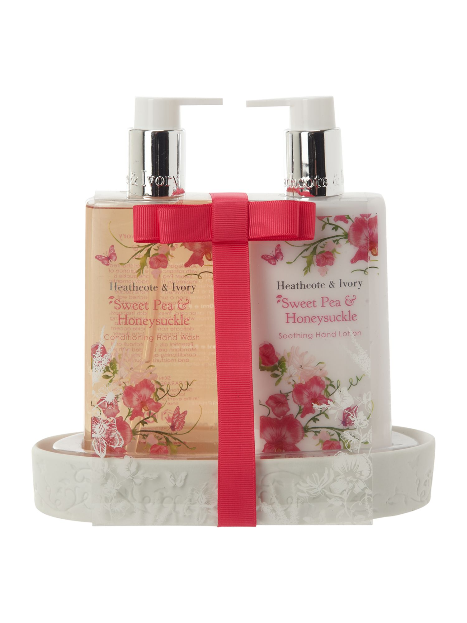 Sweet Pea & Honeysuckle Hand Wash & Lotion