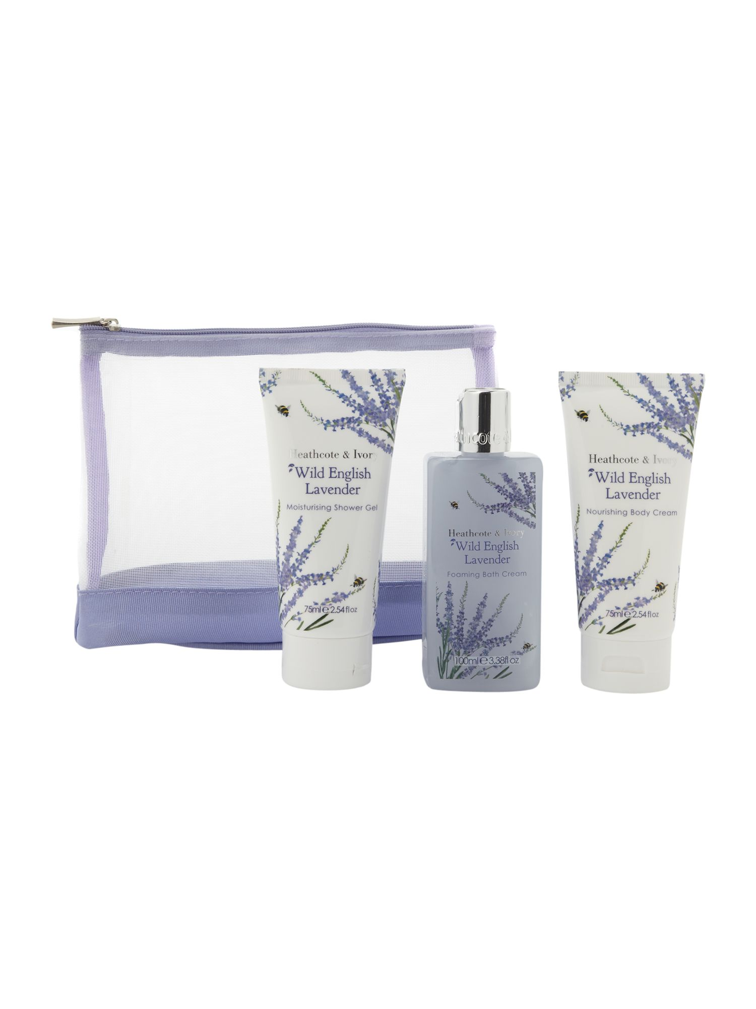 Wild English Lavender Travel Essentials
