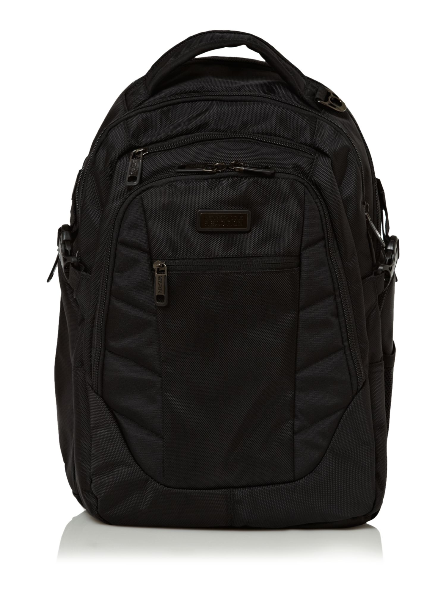 4.8 Dbl Gusset Backpack 17.3 computer