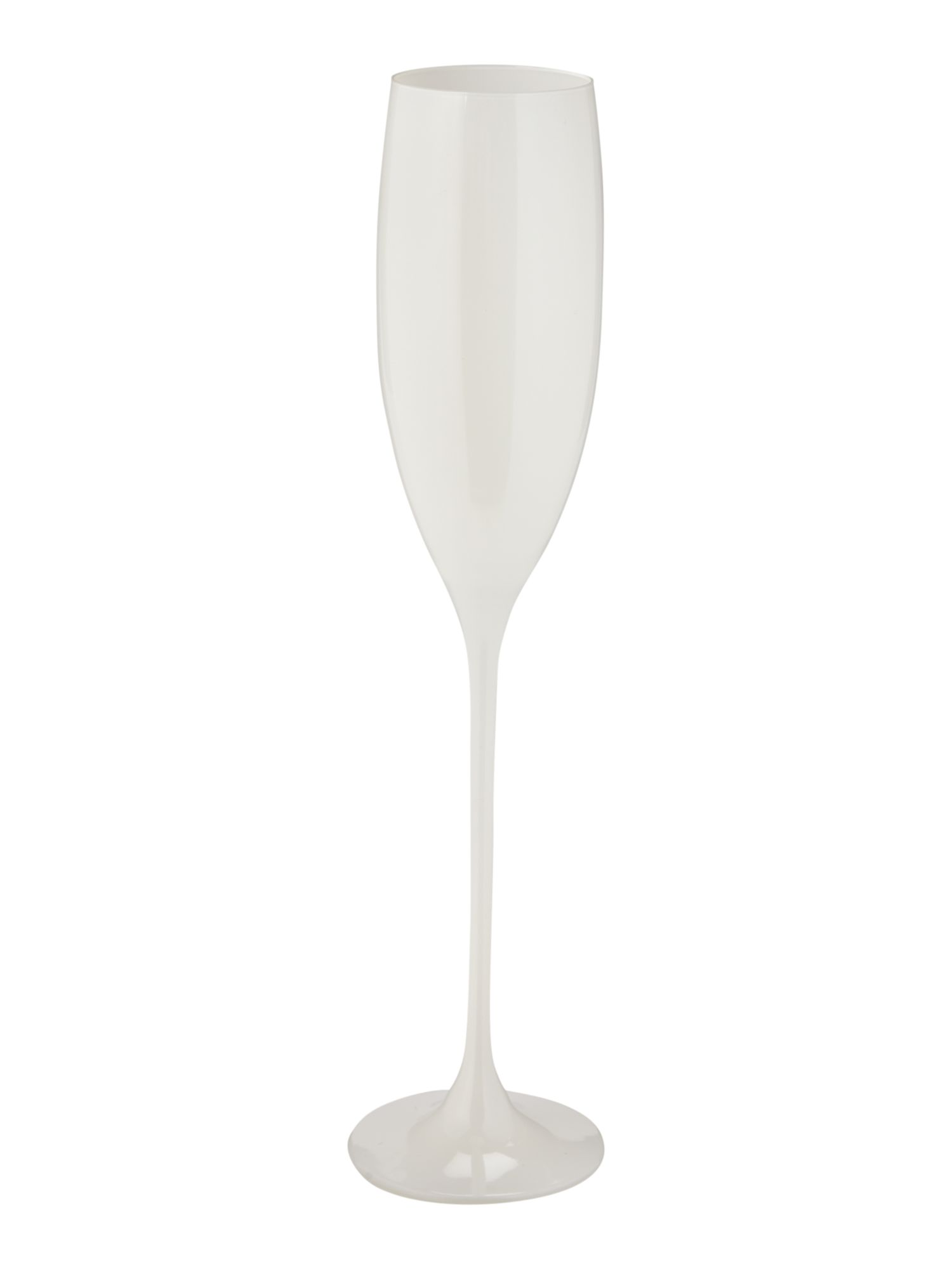 Ghost champagne glass