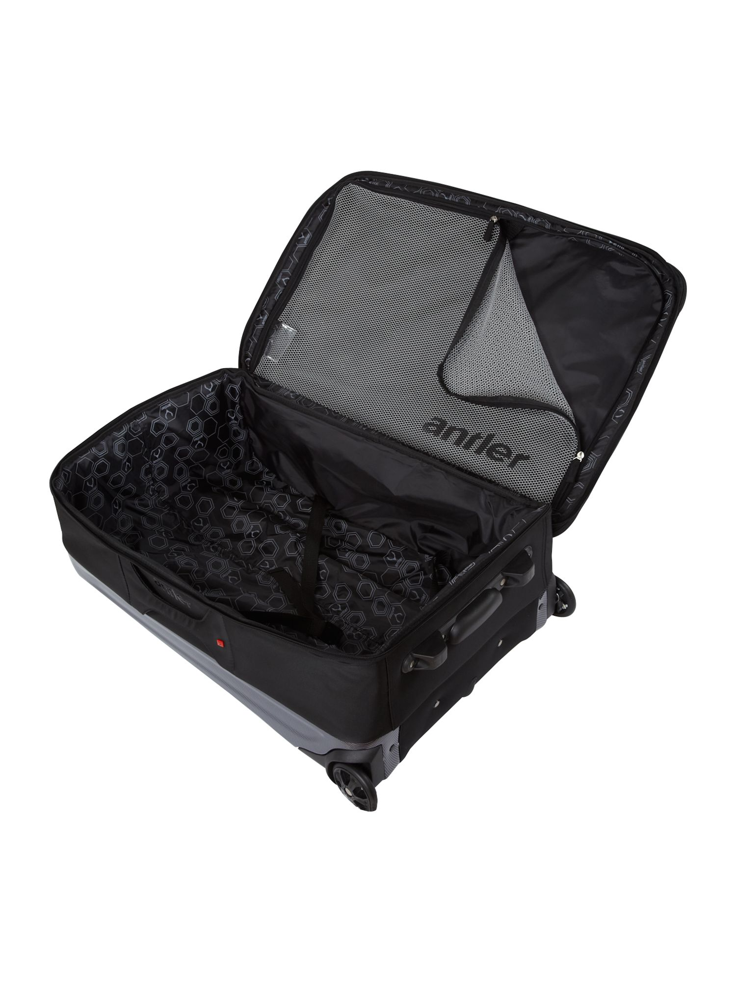 DuoLite GT medium rollercase black
