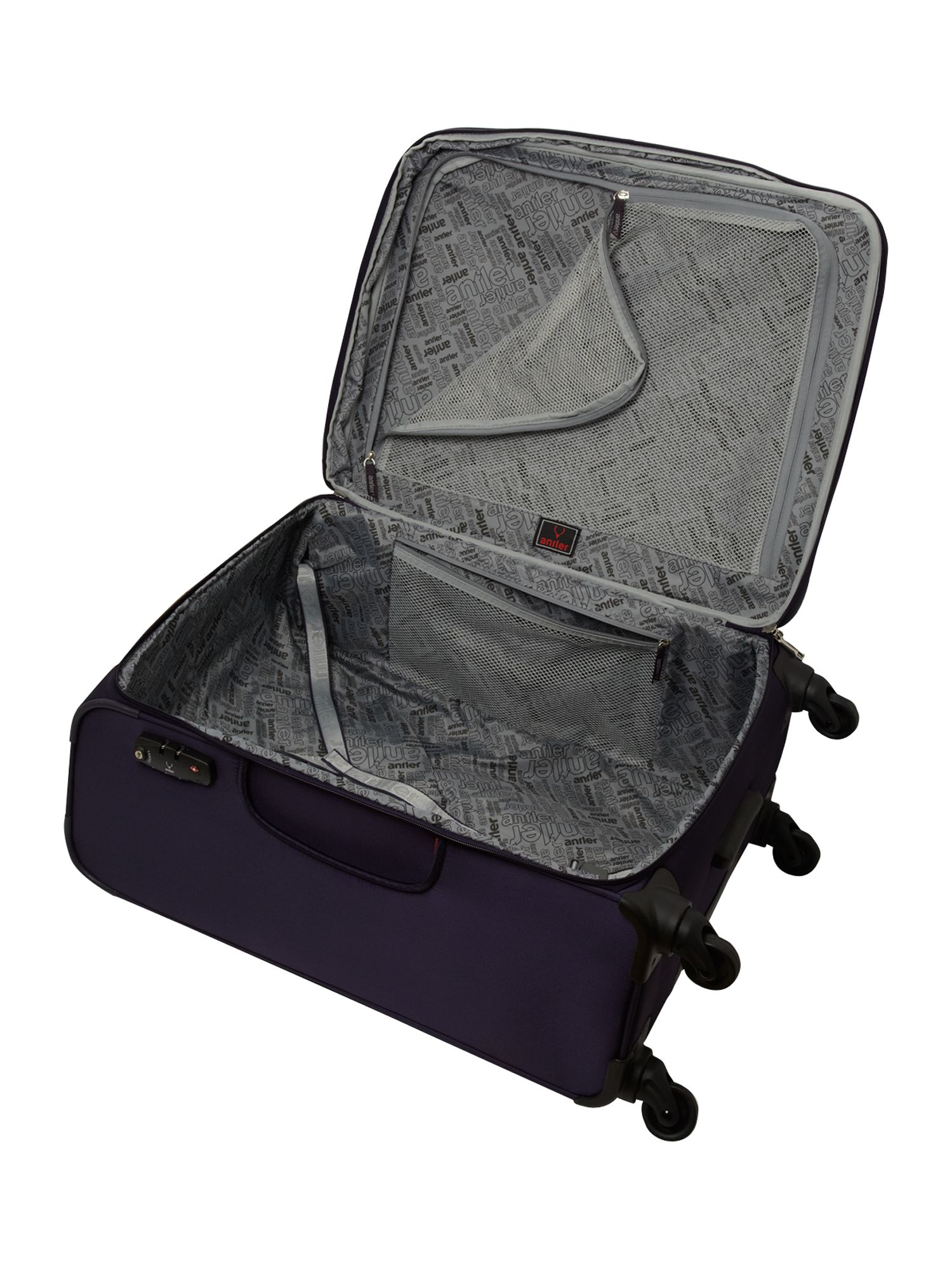 CyberLite Medium Rollercase Purple