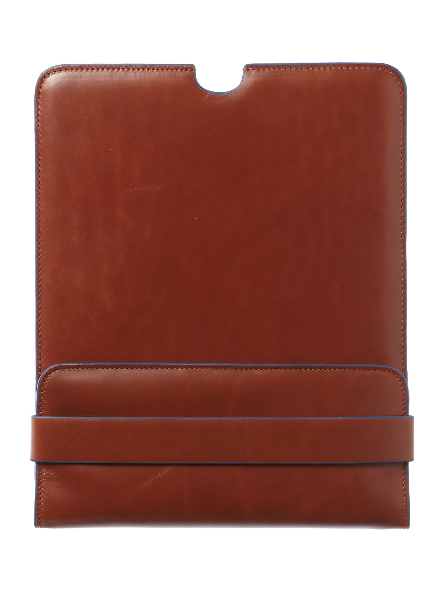 Leather envelope leather tablet case