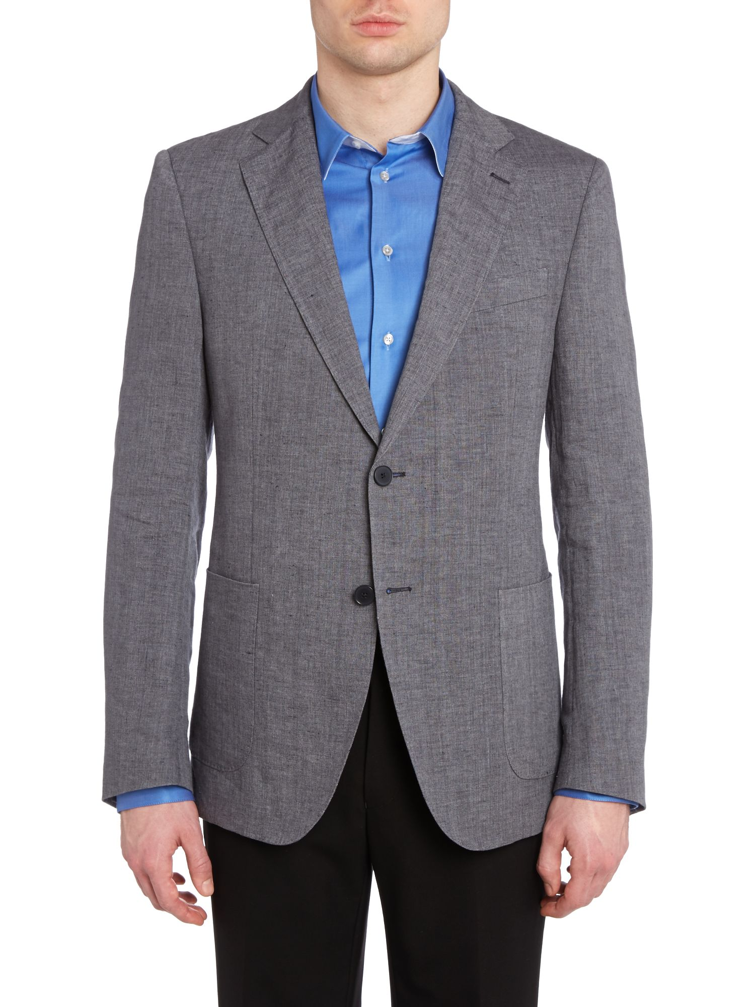 Linen blazer lexington