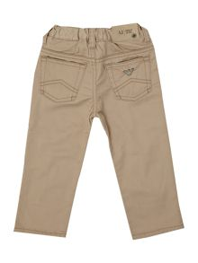 Boy`s gaberdine casual trousers