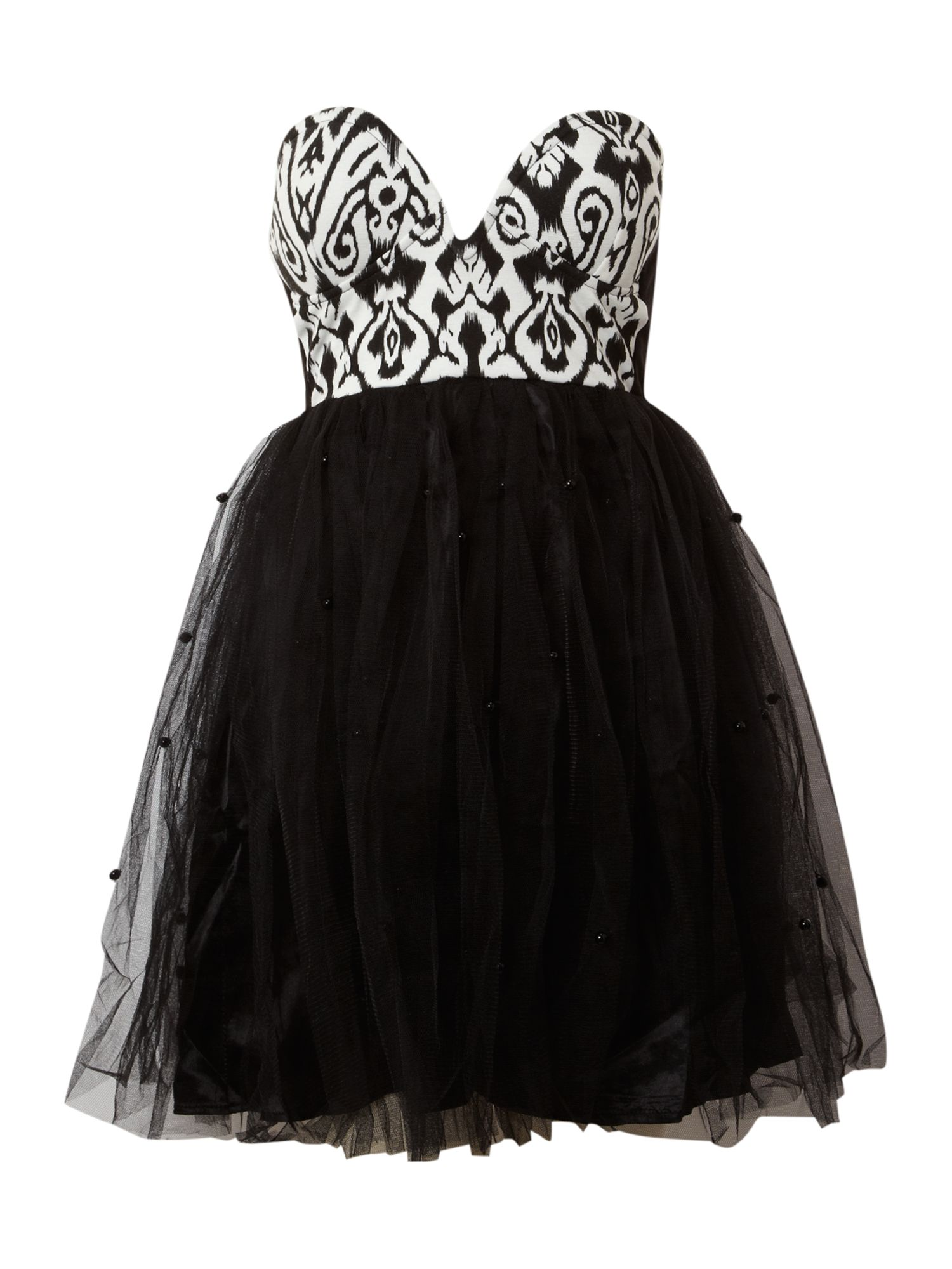 Tribal tutu dress