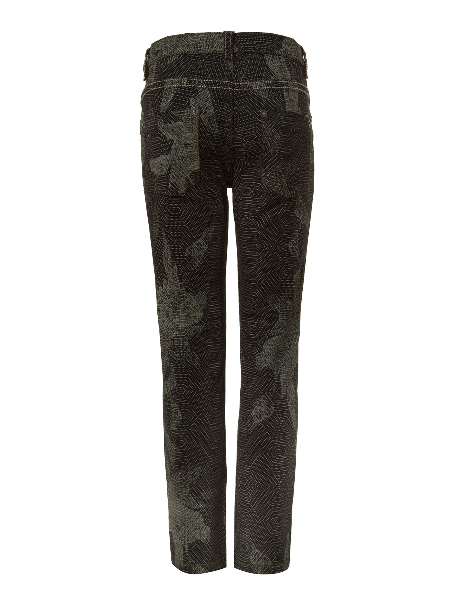 Girl`s tammy nia black jeans