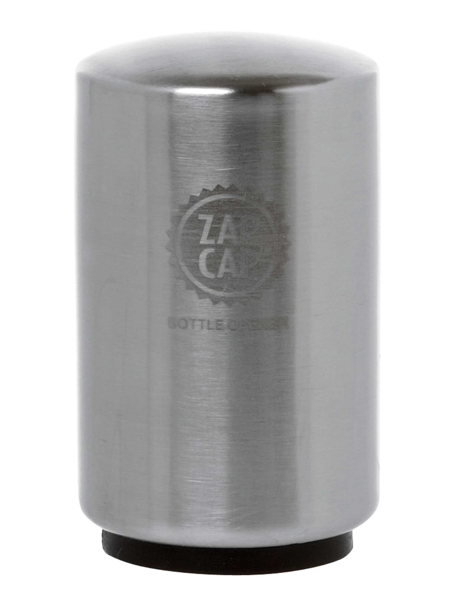 Zap Cap stainless steel bottle opener