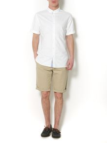 Linea beck oxford short sleeved shirt