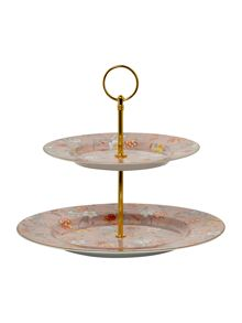 Collier campbell 2 tier cakestand