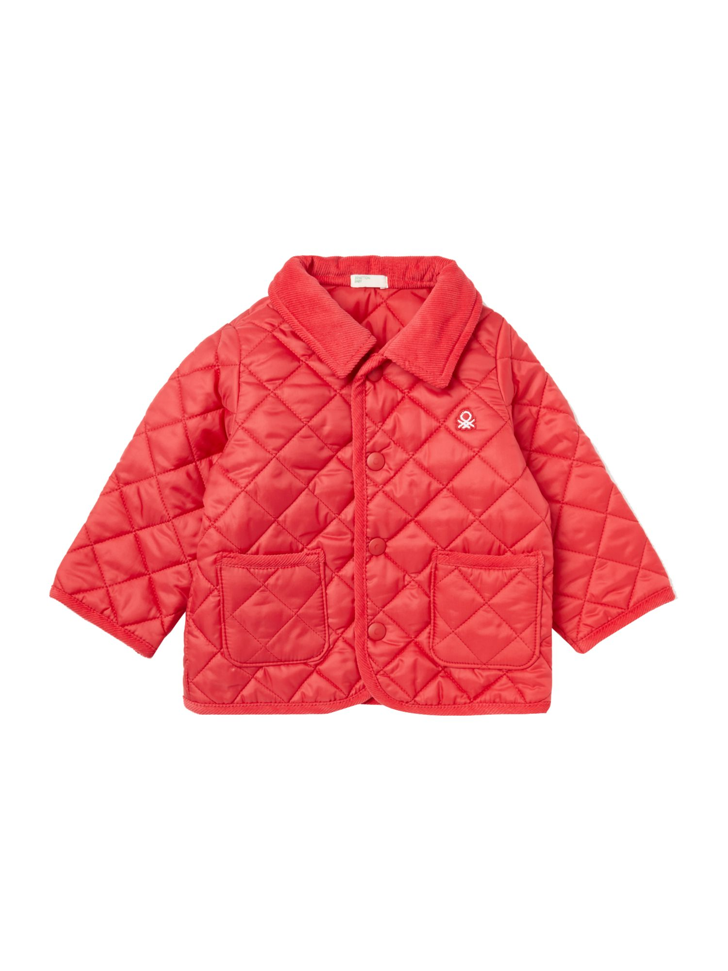 Boy`s classic quilted barn jacket