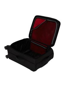 SpaceLite cabin size 4 wheel suitcase
