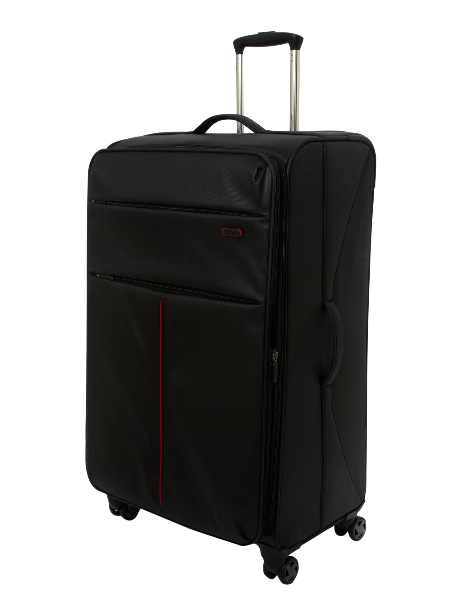 SpaceLite large 4 wheel suitcase
