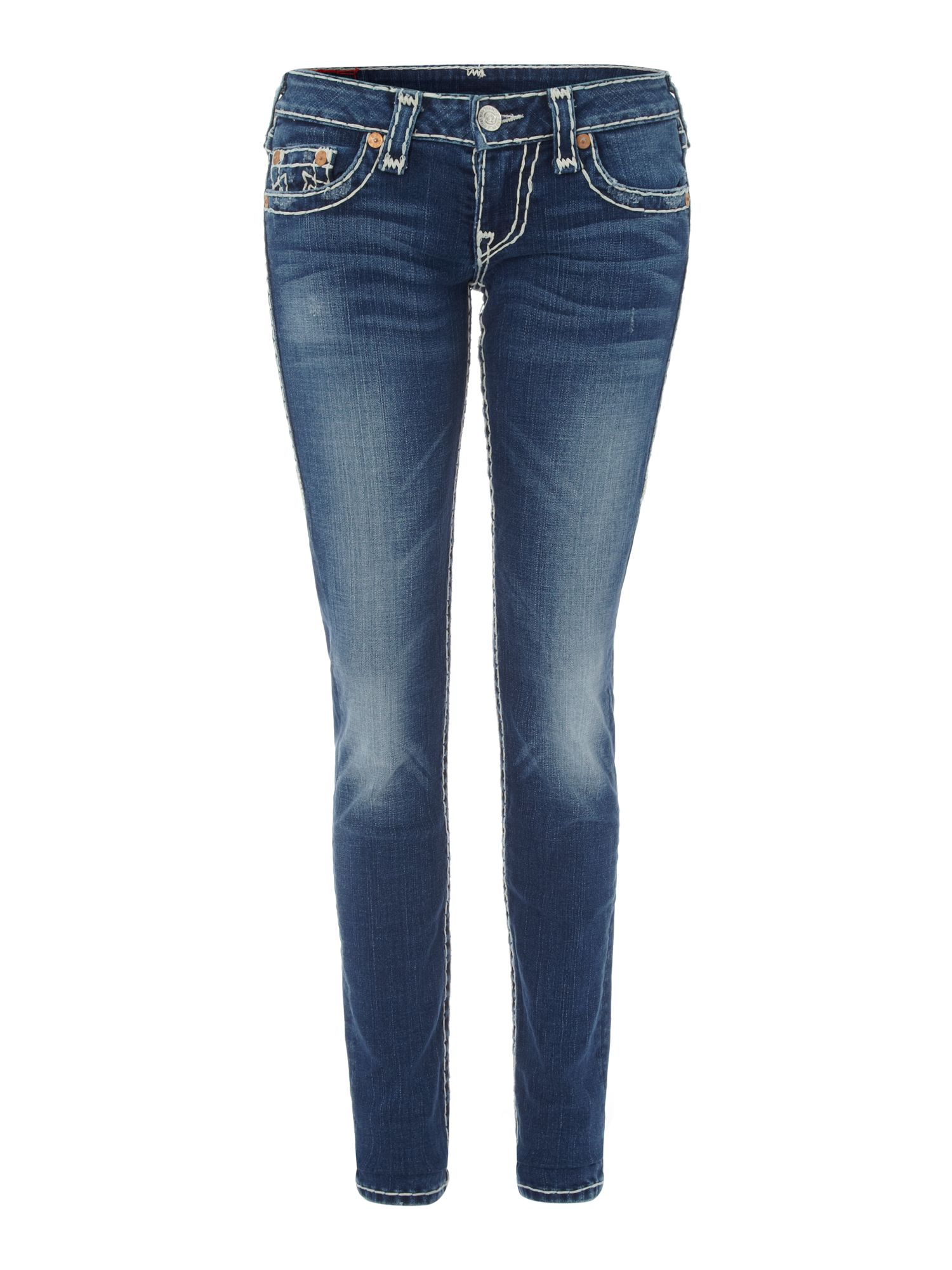 Stella super-t skinny jeans in Independence