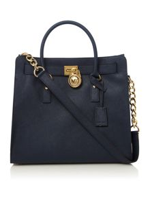 Michael Kors Hamilton large tote bag