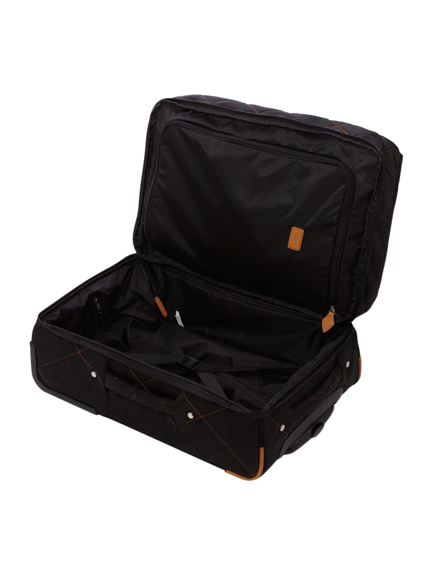 Ivy wheeled cabin case black