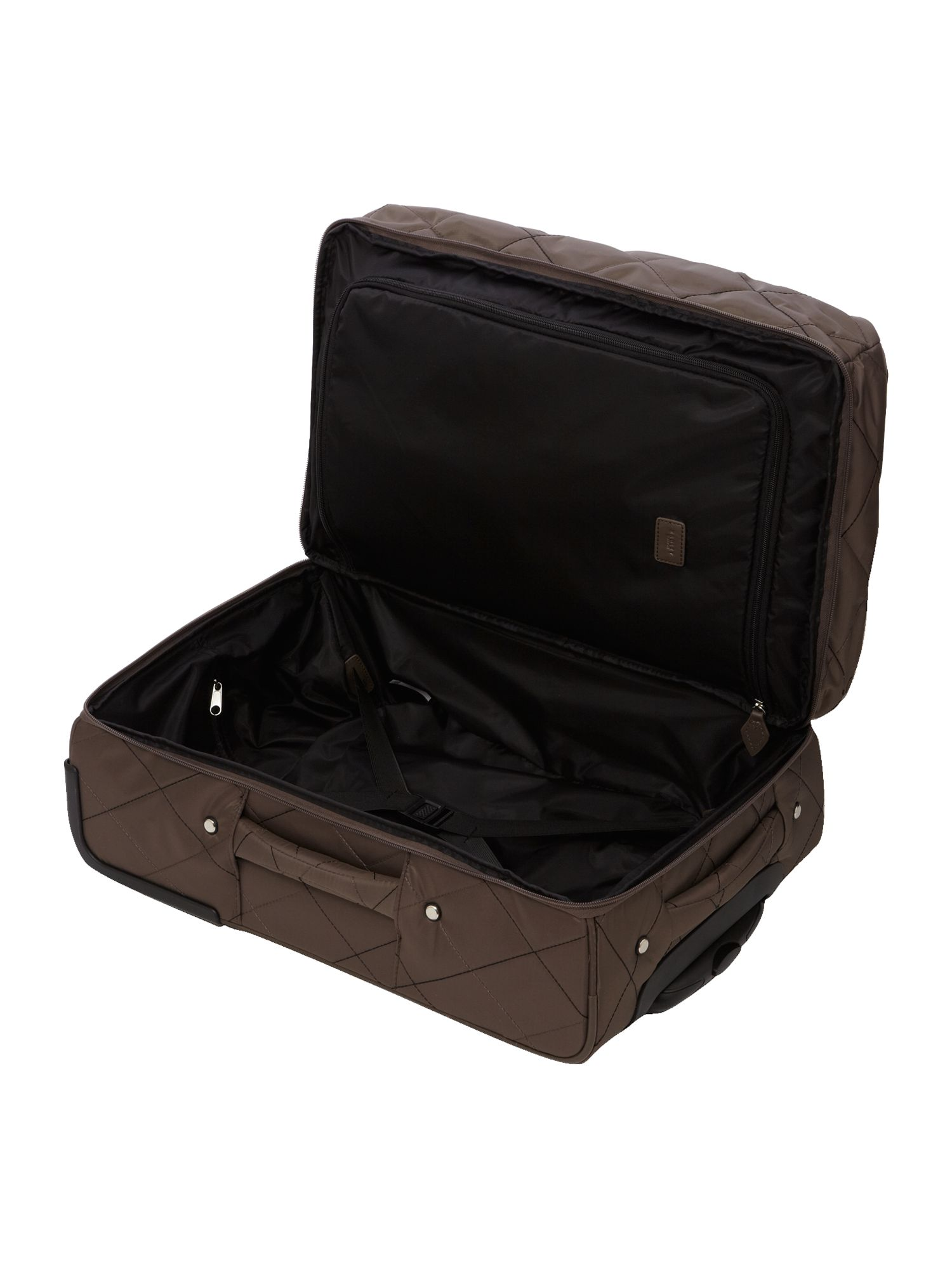 Ivy Wheeled Cabin Case Grey