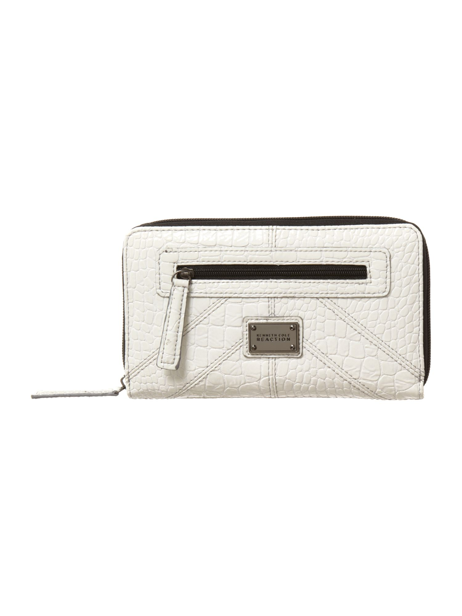 Mercer street large ziparound purse
