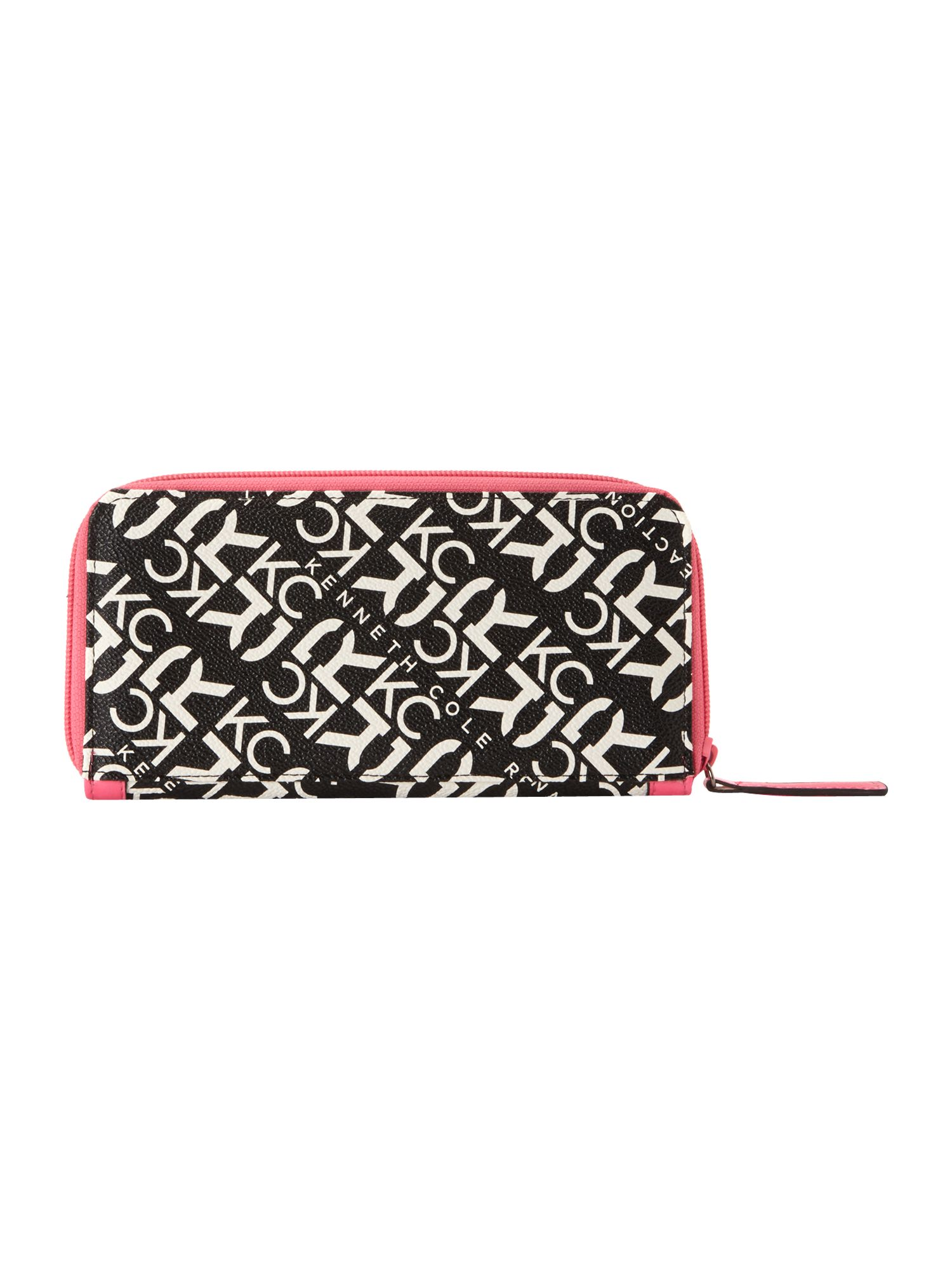 Essex street logo ziparound purse