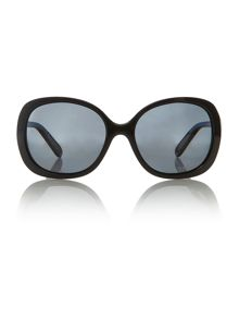 Oakley ladies OO9178 black backhand sunglas