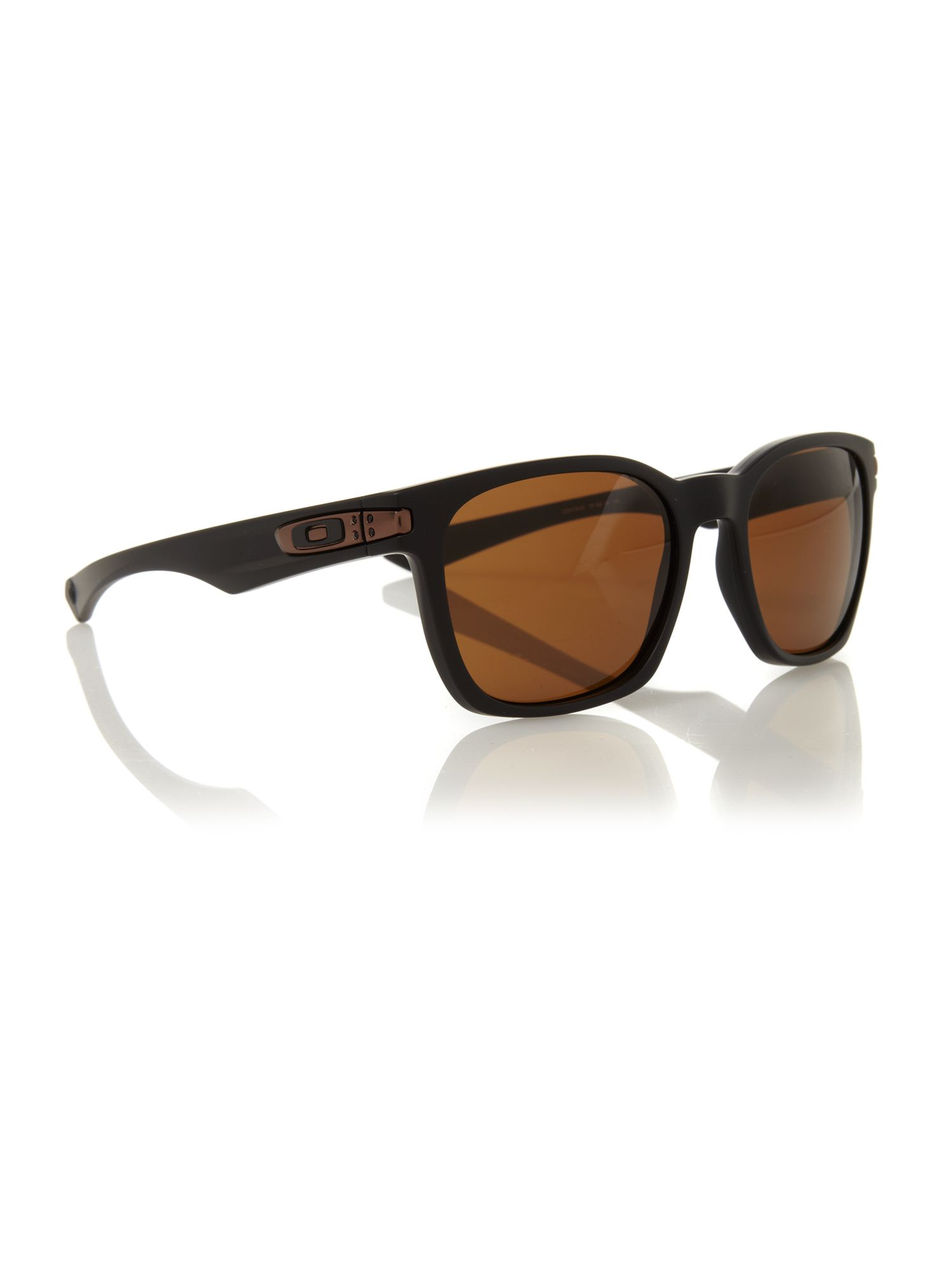 Oakley men`s OO9175 black garage rock sunglasses