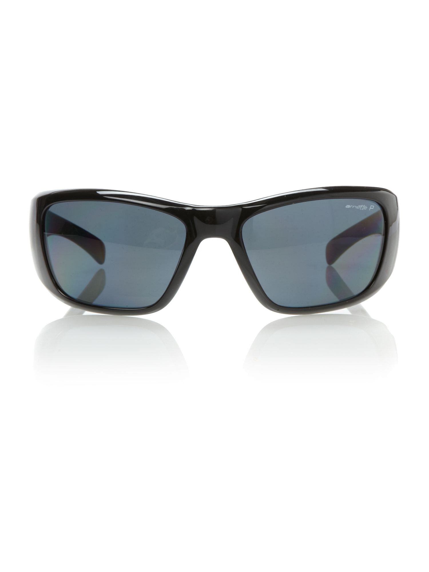 Arnette men`s AN4175 wrap havana sunglasses