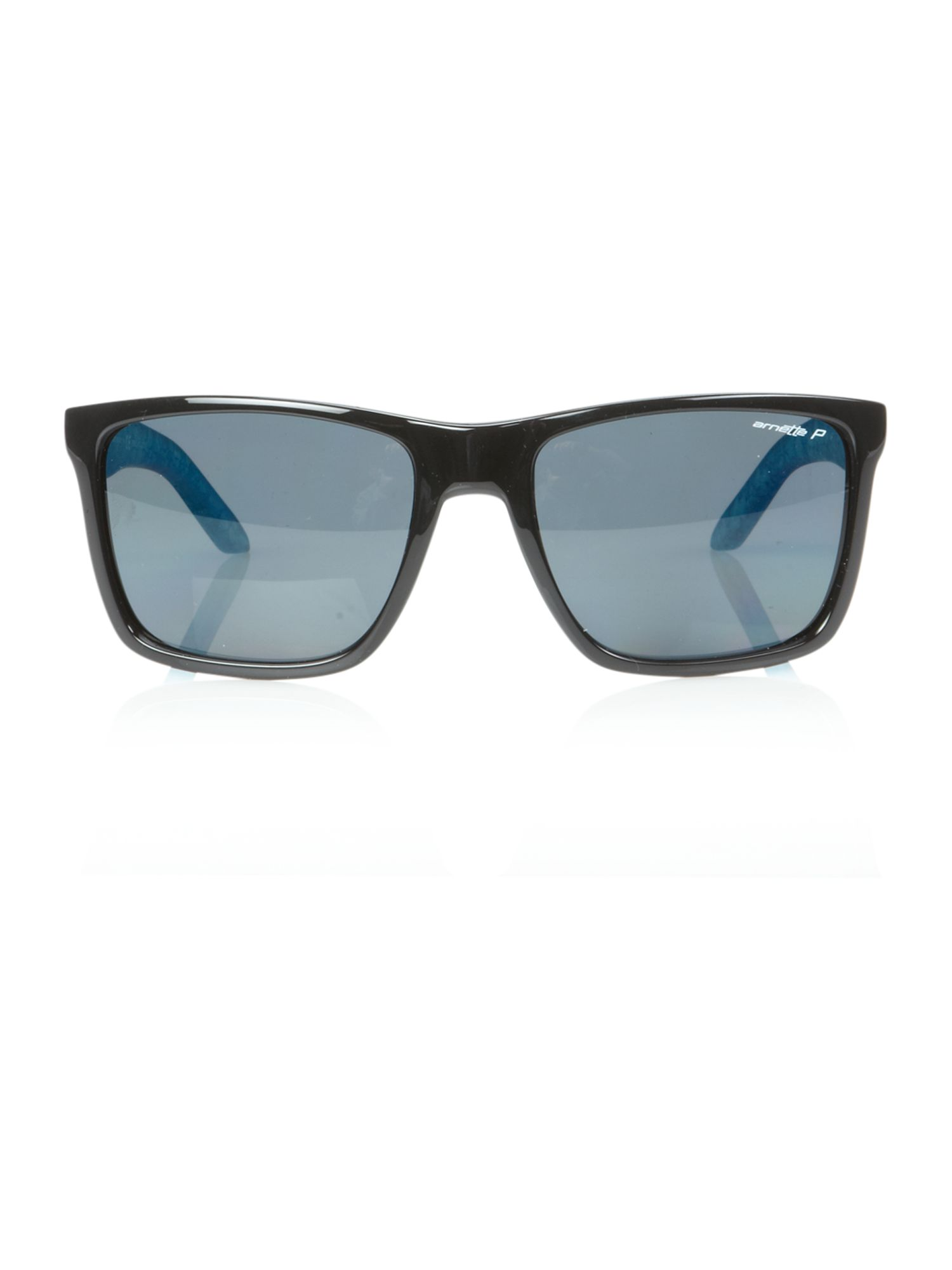 Arnette men`s AN4177 black witch doctor square su