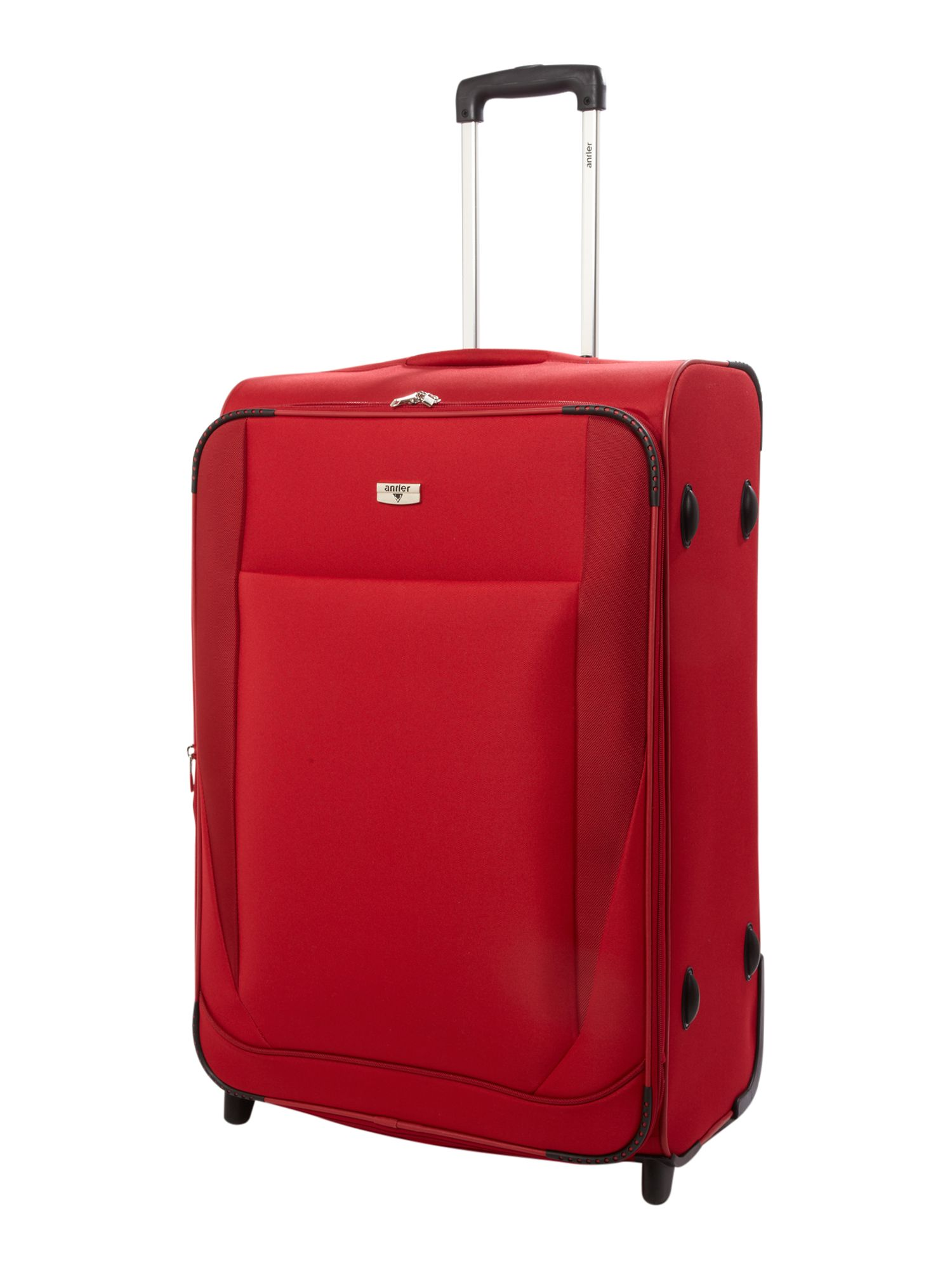 Barina Large 2 Wheel Rollercase Red