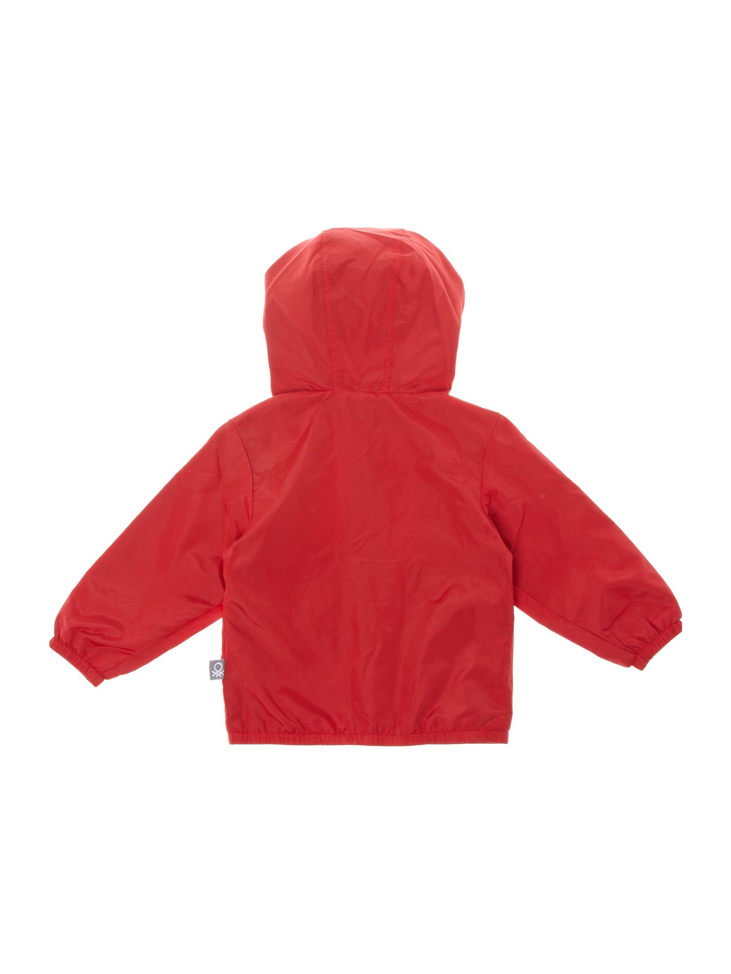 Boy`s lightweight waterproof jacket