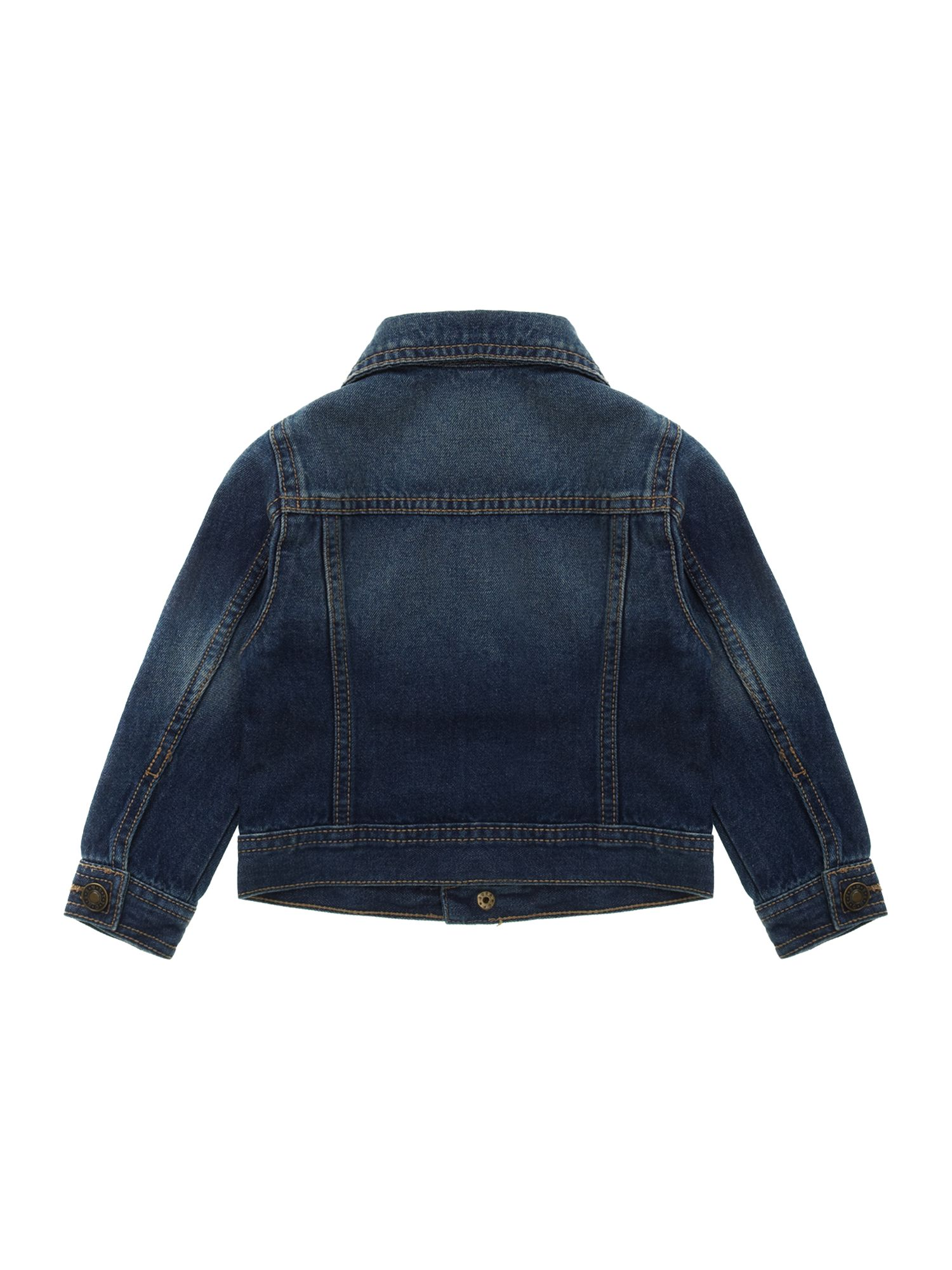 Boy`s classic denim jacket