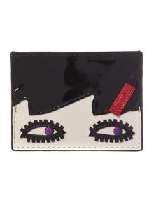 Doll face cardholder