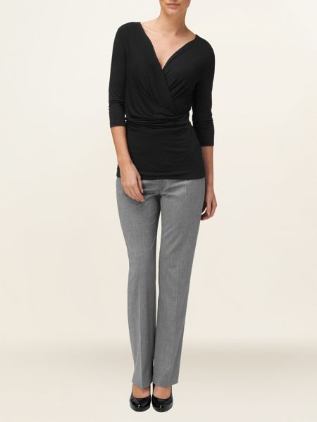 Phase Eight Fixed wrap top