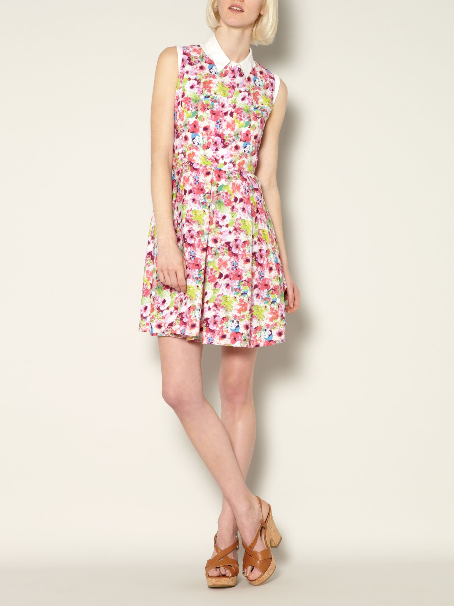 Belle blossom dress