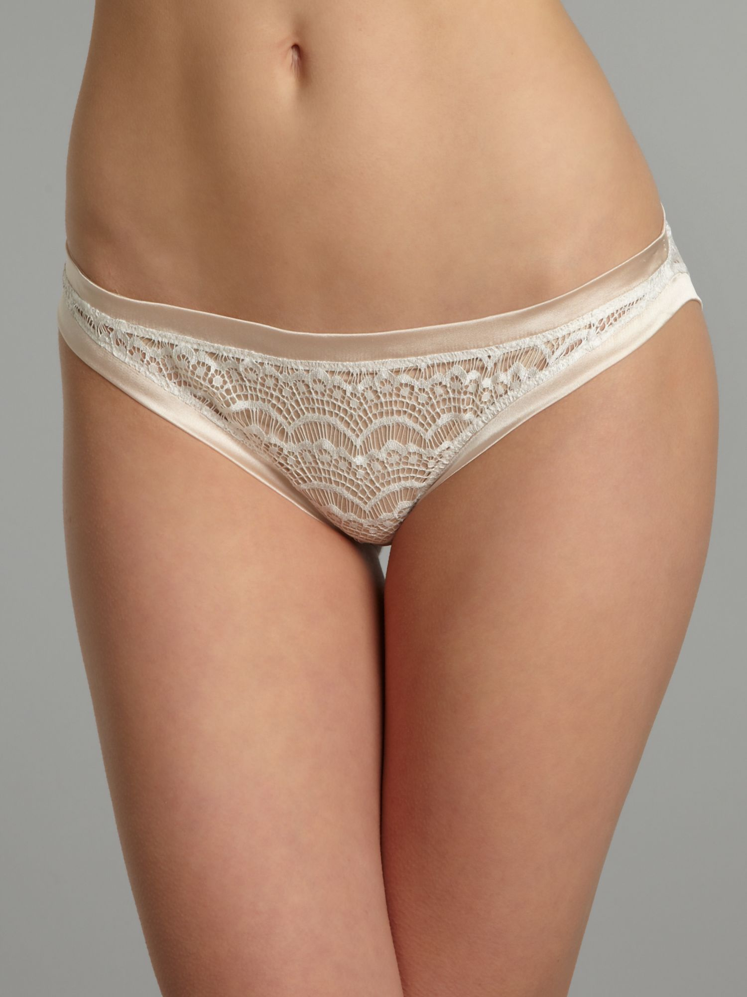 Bisou bisou frost smooth knicker