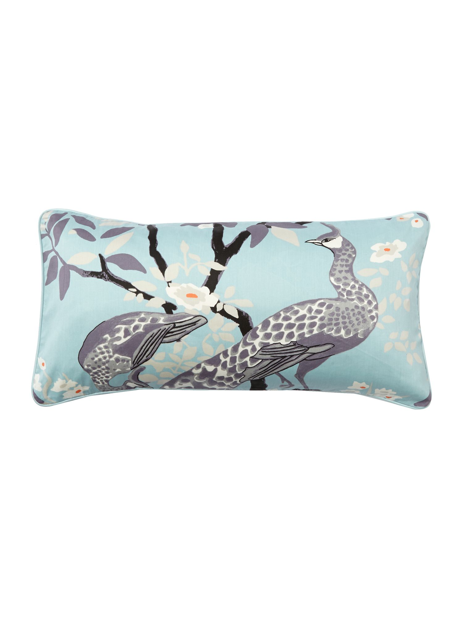 Plume dove cushion