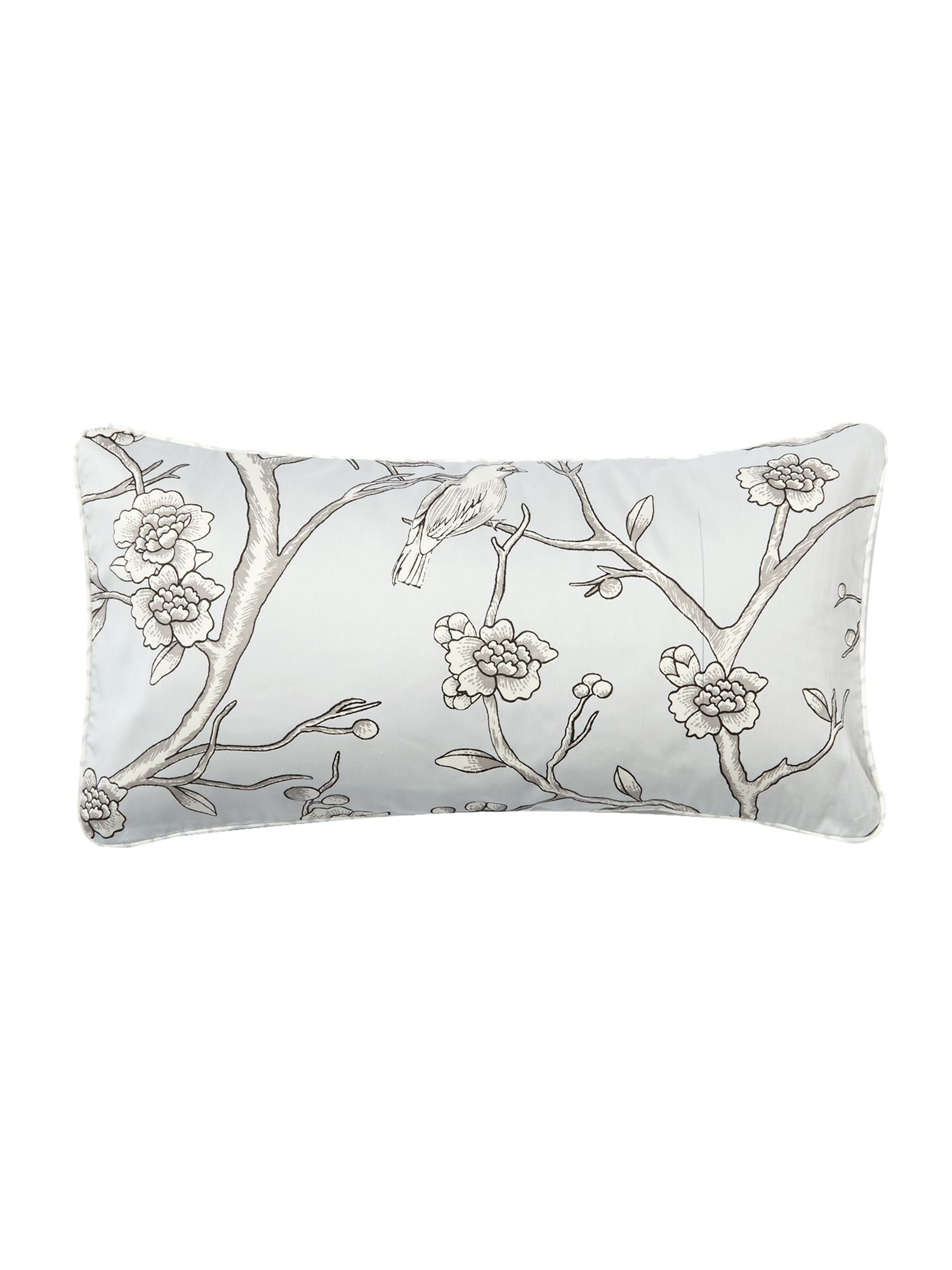 Chinese blossom cushion