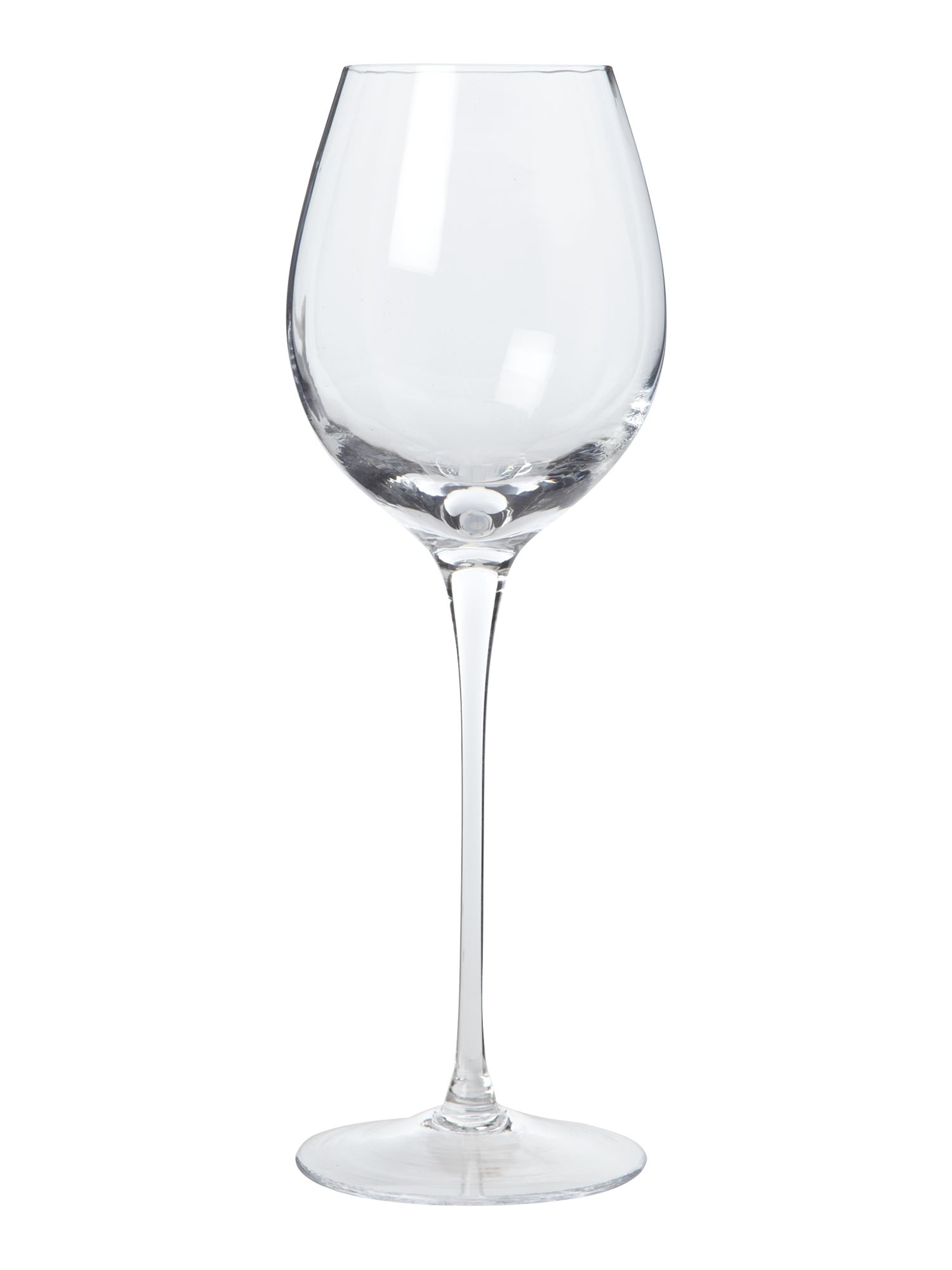 Aurelia white wine glasses, set of 4