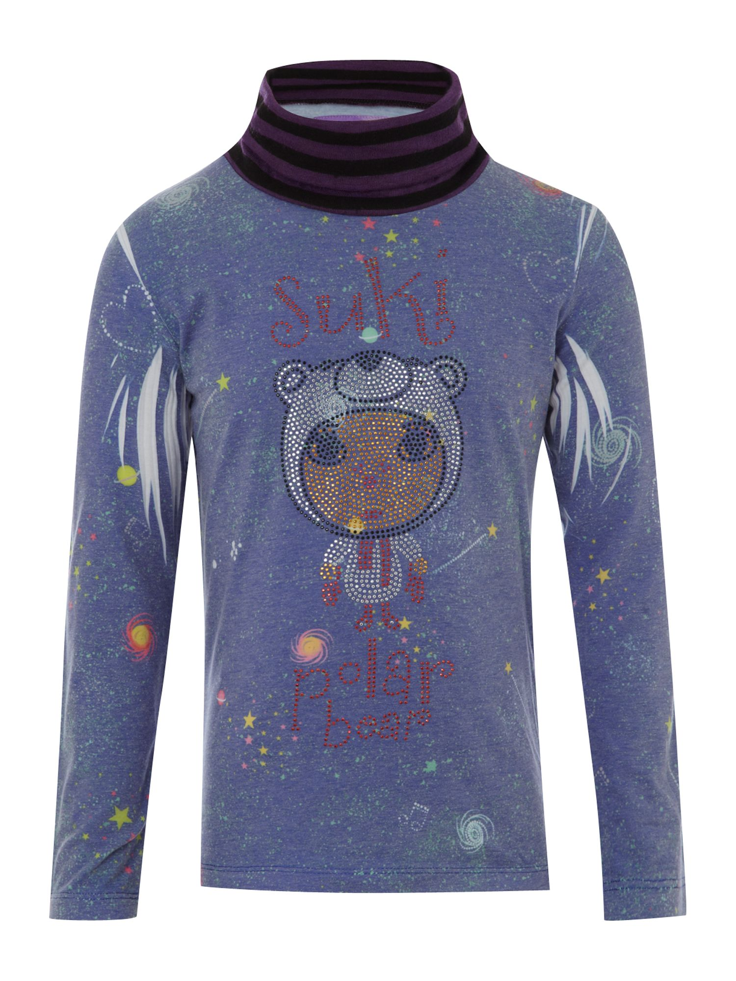 Girl`s suki polar long sleeved t-shirt